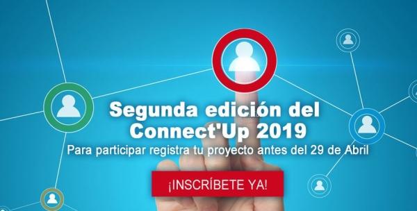 Colaboramos con Connect'Up 2019